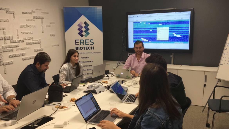 Yeni Nesil Dizileme Eğitimi Ankara Grubunda Yeni Uygulamalar!